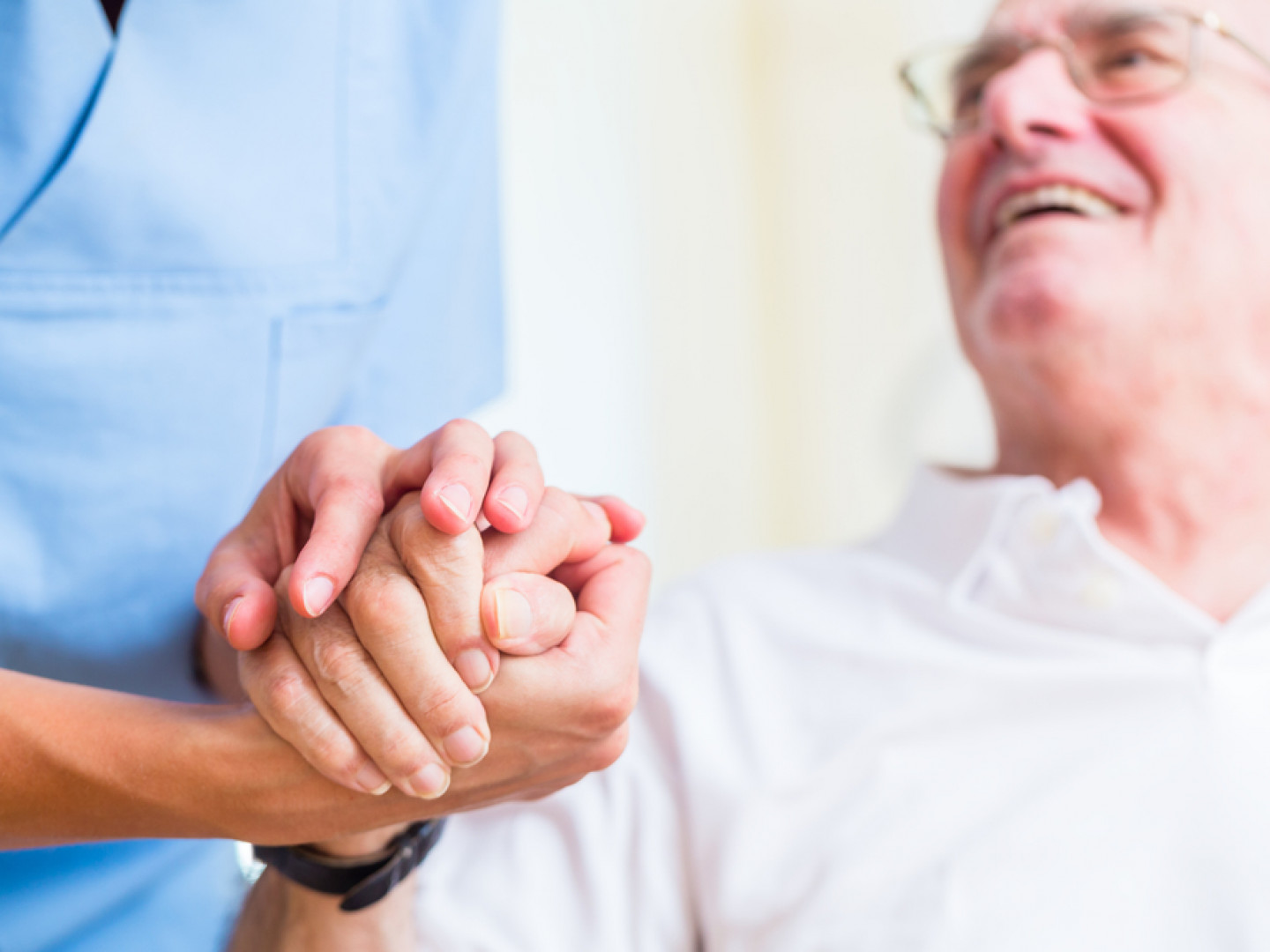We can provide care to any senior